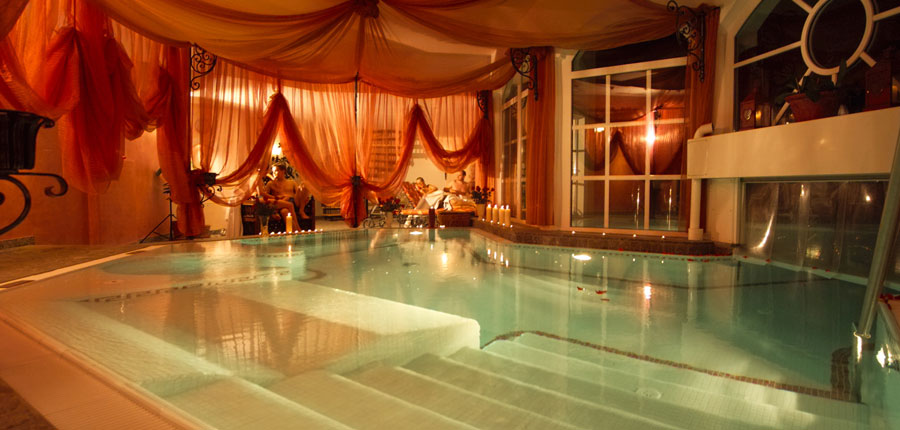 Romantik Hotel, Zell am See, Austria - Indoor pool.jpg